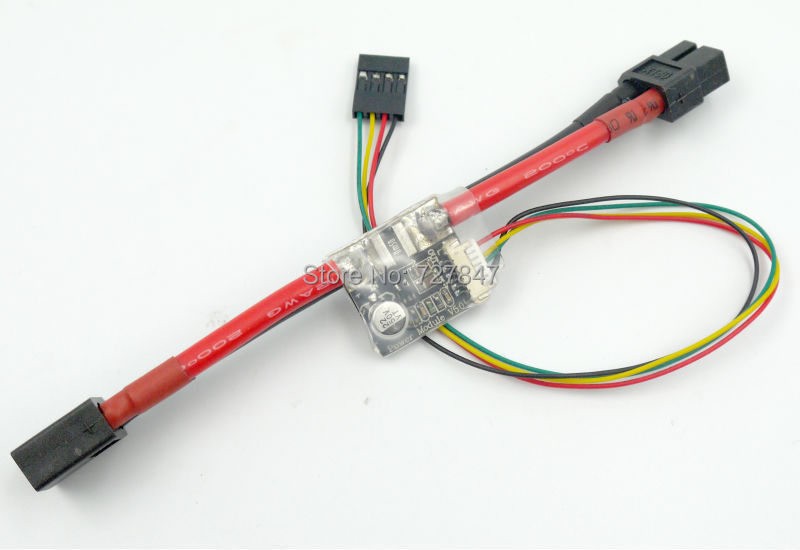 все цены на New Mini APM PRO Power Module w/UBEC and XT60 connectors онлайн