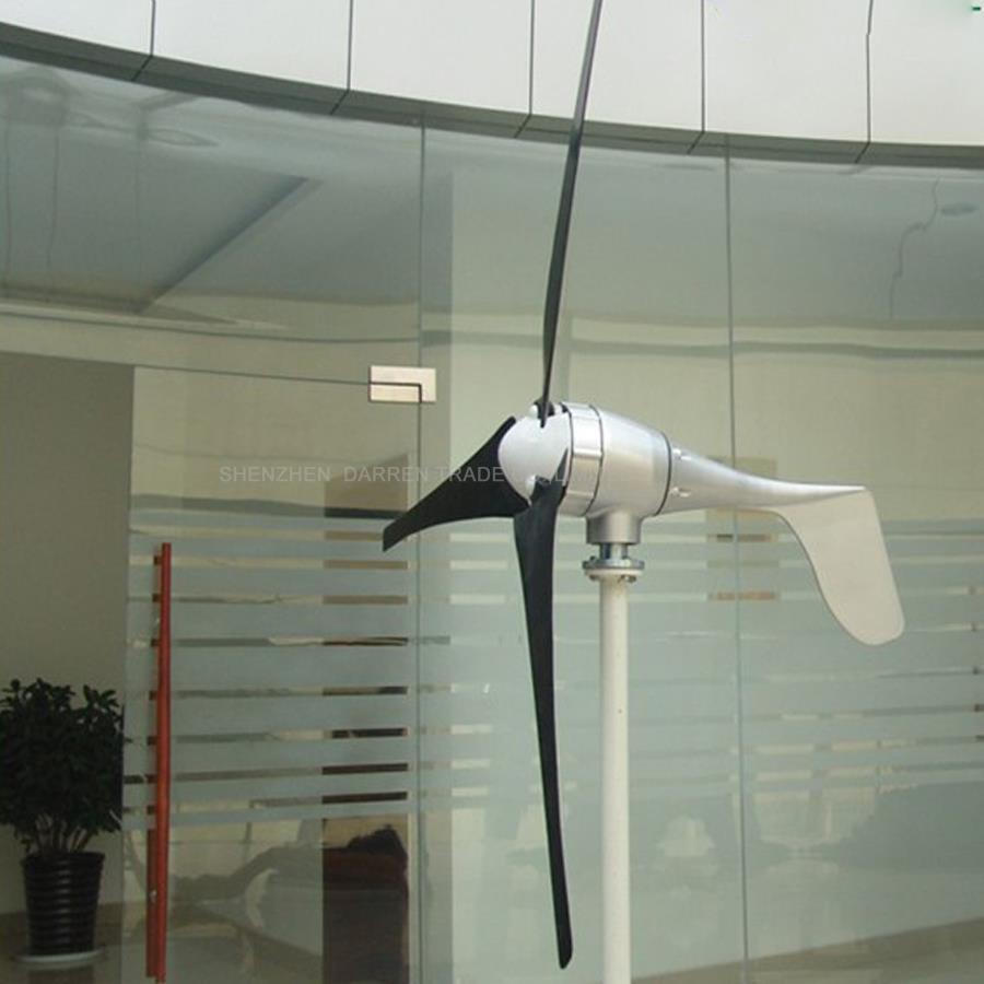 NE-700W économiseuse d'énergie de générateur d'éolienne, certificat triphasé de la CE RoHS ISO9001 de générateur d'aimant à ca 12/24 V