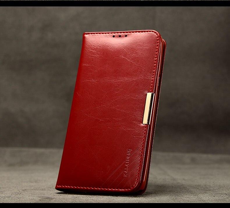 bilder für Kalaideng Fall für Galaxy S8 Plus KLD Geschäfts Retro Echtes Kuh Flip Leder Brieftasche Fall für Samsung Galaxy S7 Edge Tasche Taschen