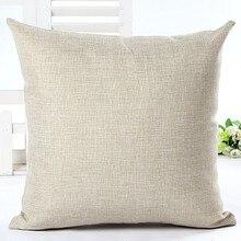 45*45cm  Dinosaur Print Cushion Cover Linen Throw Pillow Car Home Decoration Decorative Pillowcase Sofa Cushion