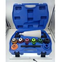 Car Engine Oil Filter Tool Oil Funnel Set 12pcs Auto Repair Plastic Filler tool Full Set Oil filling funnel with 8 Adaptors