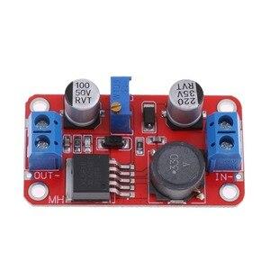 Image 3 - XL6019 automatyczne step up prądu stałego Dc regulowany konwerter moduł zasilania 20W 5 32V do 1.3 35V