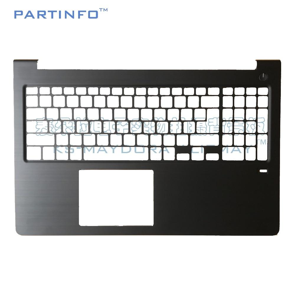 Étui pour ordinateur portable DELL Vostro15-5000 5568 v5568 repose-main clavier grille top type de boîtier FigerPrint Scan FCN57 0FCN57