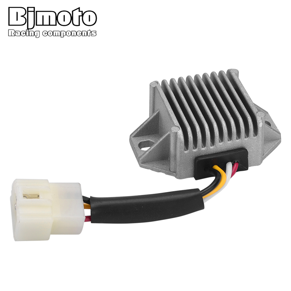 Bjmoto Motorcycle Voltage Regulator Rectifier For Yamaha Bw350 Dt125 Dt 125 Mx Wiring Diagram E R Re Xt250 L Lc Xt350 N Nc S Sc T Tc U W Wc A Ac B Bc D In Motorbike Ingition From