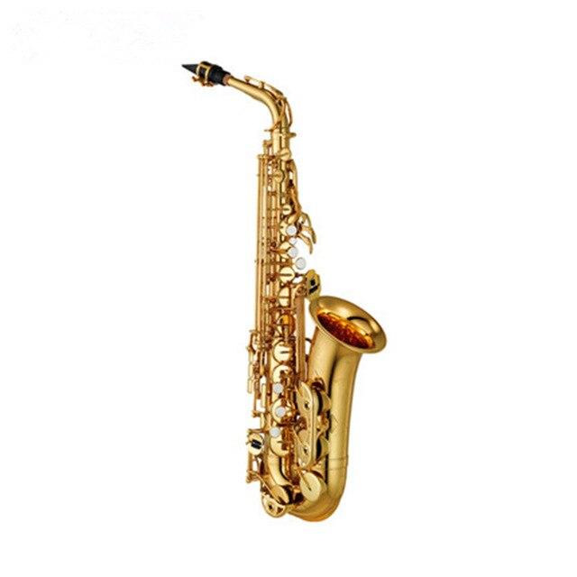 2017 Hot SAX E flat alto saxophone music professional grade saxophone DHL / UPS shipping ...
