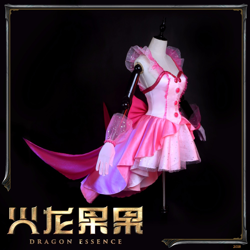 Mermaid Melody Luchia Uniforms Cosplay Costume Free Shipping
