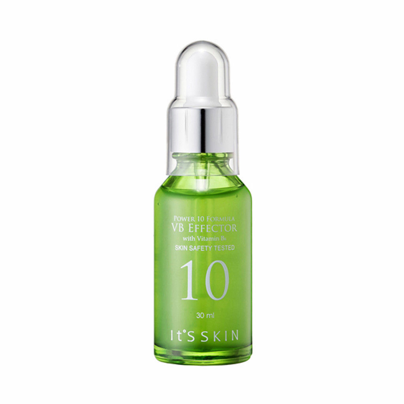 IT'S SKIN Power 10 Formula VB Effector [ Sebum Care ] 30ml Face Cream Skin Care Serum Oil Control Blackhead Pimple Sebum Remover
