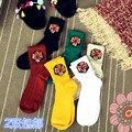 Новые моды ручной работы пользовательских Рубин блестками женский хлопок конфеты цвет отбортовки трубки