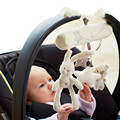 Hot Plush Animal Toy Musical Multifunctional Car/bed/crib Hanging Bell Newborn Baby Educational Rattles/Mobile Toys