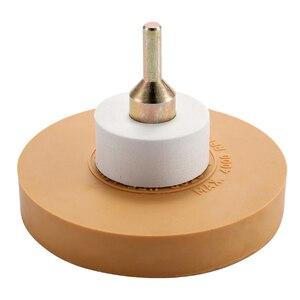 Image 3 - גומי אוניברסלי מחק גלגל רצועת גלגל פסים דו צדדי דבק דיסק ויניל מדבקות גרפי הסרת כלי תיקון כלי
