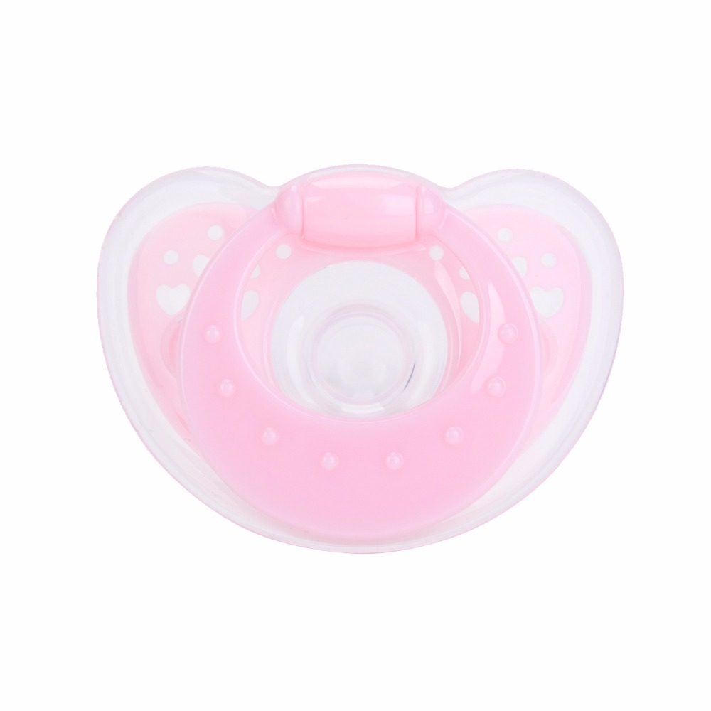 Wide Neck Silicone Nipple Baby Nipple Replacement For Baby Drink Water