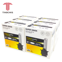 TAOCHIS AC 12 V 35 W D2S D2R ксеноновые лампы D1S D1R фар автомобиля D3S D3R авто свет D4S D4R замена лампы