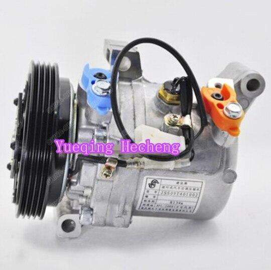 Auto AC Compressor 95200-77GB2 9520077GB2 For SS07LK10 ac compressor dks16h 9260054n00 9034045010 for patrol y60 td42 tb42 rb30