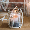 Подарки и декор железный лист бра Votive подставки кованые подсвечники соответствующие чашки подсвечник домашний декор для свадьбы
