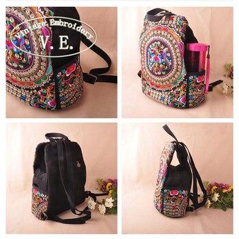Women Ethnic Backpack