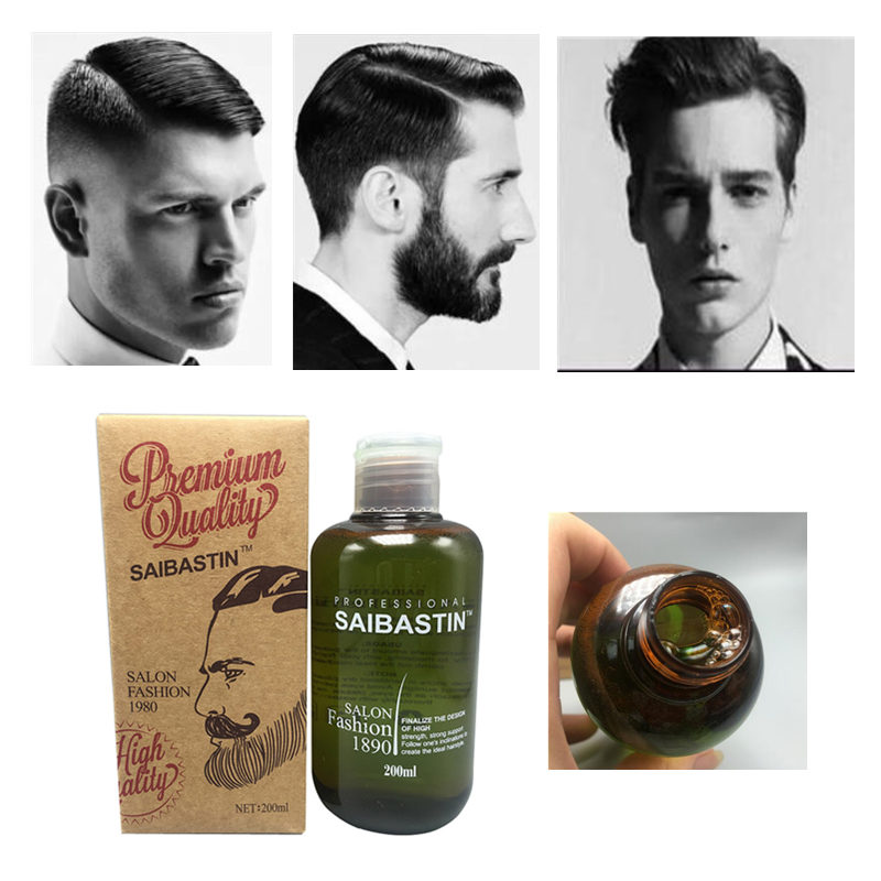 2019 New Liquid Type Hair Styling Pomade Gel Strong Hold ...