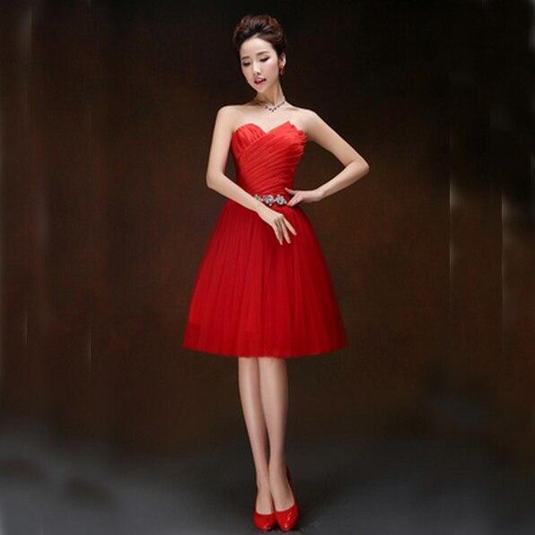 PromGirl Red Dress – Fashion dresses