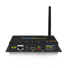 H.264/H.265 Wireless IPTV Encoder HD IPTV Streaming Encoder IPTV Streaming server System-FBE200-H.265