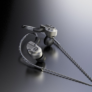 Image 5 - RevoNext NEX202 in Ear Monitor,Dual Driver Headphones 1DD+1BA Aluminum Alloy housing HiFi Earbuds, Upgraded Detachable Cables