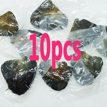 10 шт., вакуумная упаковка устрицы желают пресноводный жемчуг(oyster цвет жемчуга не уверен) 6 мм Жемчуг