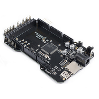 Re ARM Tool Base On Mega2560 32 Bit Control Board Accessories USB Cable With Card Parts 3D Printer For Ramping 1.4 1.5 1.6