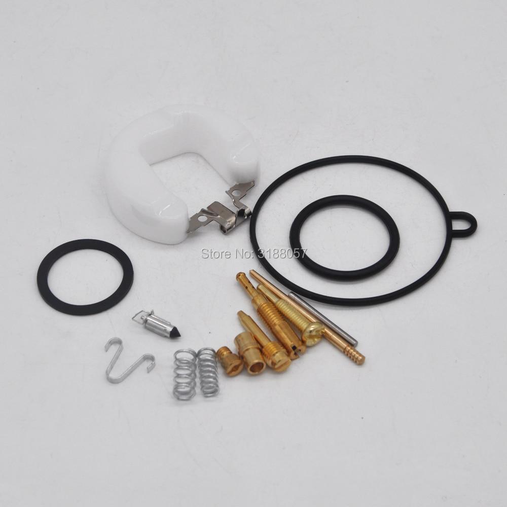 PZ22 Carb Carburetor Rebuilt Repair Kit For PZ-22 Horizontal Motor Dirt Bike