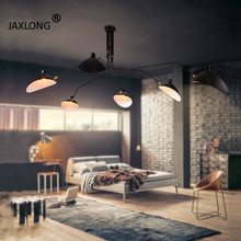 Modern Nordic Retro Vintage Ceiling Lights Home Lighting Luminaire Wrought Iron Ceiling Lamp Bulb Living Room Lamparas De Techo clear glass loft style led ceiling lights rh iron industrial vintage ceiling lamp fixtures home lighting bar lamparas de techo