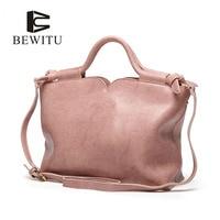 BEWITU Promotion Oil Wax Women Handbags Designer Women S Shoulder Bags High Quality Leather Tote Bags