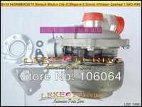 Free Ship BV39 54399880030 54399880070 Turbo Turbocharger For NISSAN Qashqai For Renault Clio 3 Megane II Scenic II K9K 1.5L dCi