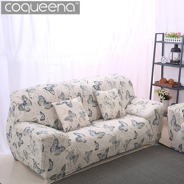 Universal Elastic Stretch Sofa Covers Slipcover For Sectional Couch