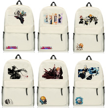 Bleach Anime backpacks Travel Luggage bags School Weekend bag