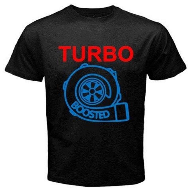 Best T Shirt Websites Turbo Turbocharger O-Neck Short Sleeve Best Friend Mens Shirts