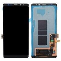 Высококачественный ЖК дисплей + Сменное стекло для сенсорного экрана для samsung Galaxy Note 8 (N9500) N950F N950FD N950U U1 N950W N9500 N950N