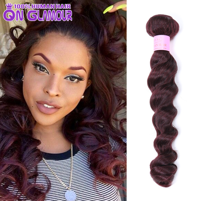 Good cheap 5 bundles 99j red brazilian loose wave 7a grade good cheap 5 bundles 99j red brazilian loose wave 7a grade brazilian hair weave bundles best pmusecretfo Image collections