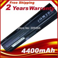 5200MAH Replacement Laptop Battery MU06 593553 001 For HP G62 G72 CQ42 DM4 Notebook PC
