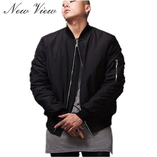 Jacket Men Ma1 Bomber Jackets Fashion Hi-Street Mens Hip Hop Jacket male jaqueta masculina veste homme casaco Coat