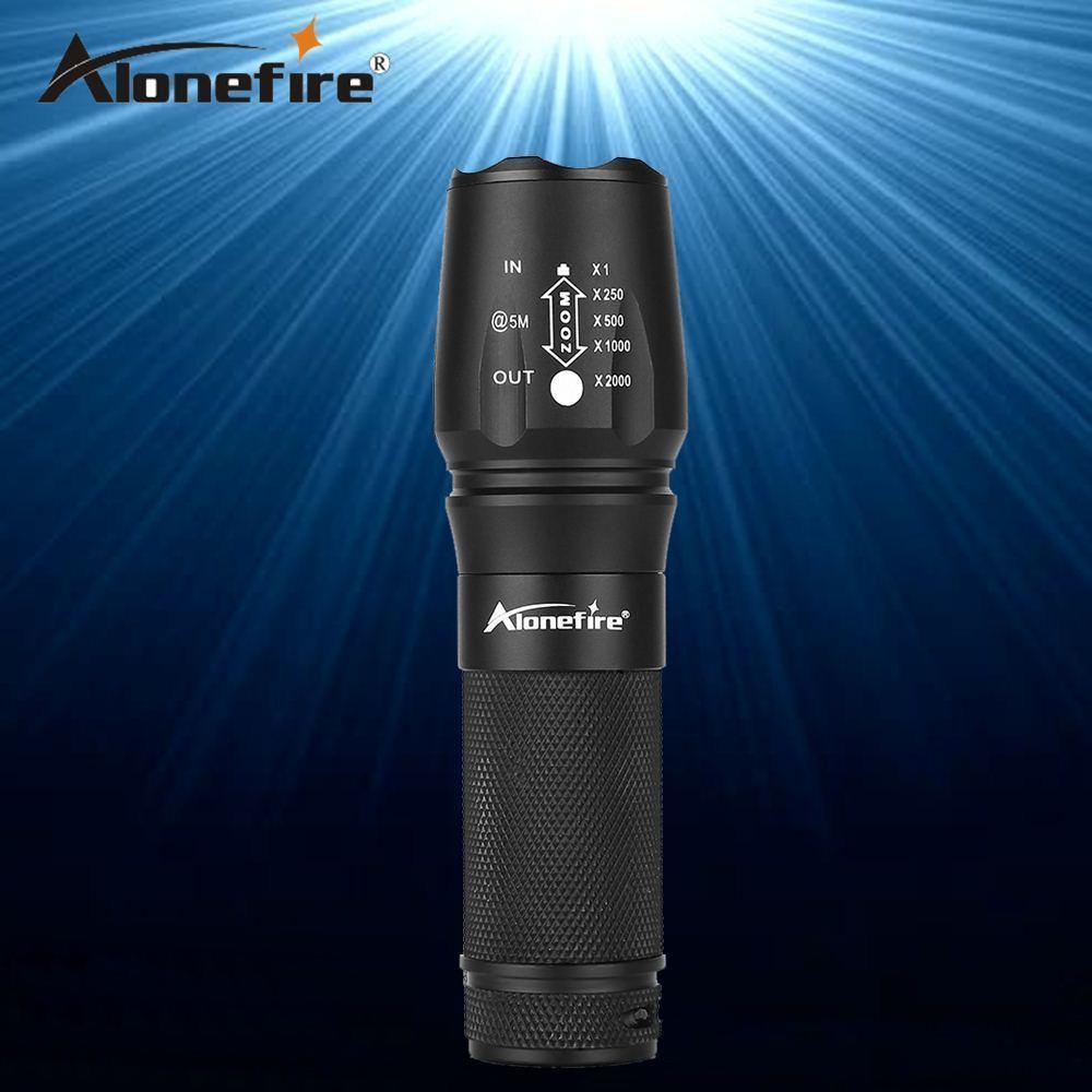 AloneFire E26 zoom led flashlight XM-L T6 Powerful LED 26650 Flashlight zoomable torch waterproof flashlight t6 led zoom light alonefire g700 e17 xm l t6 xm l2 zoomable 3800lm led flashlight bike light front torch waterproof adjustable focus zoom lights