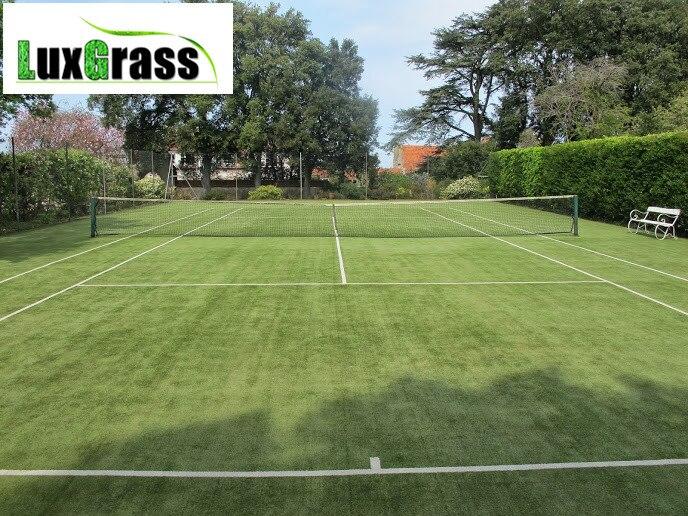 hohe elastizität angenehm natürlich wirkender tennisplatz - Fitness und Bodybuilding - Foto 5