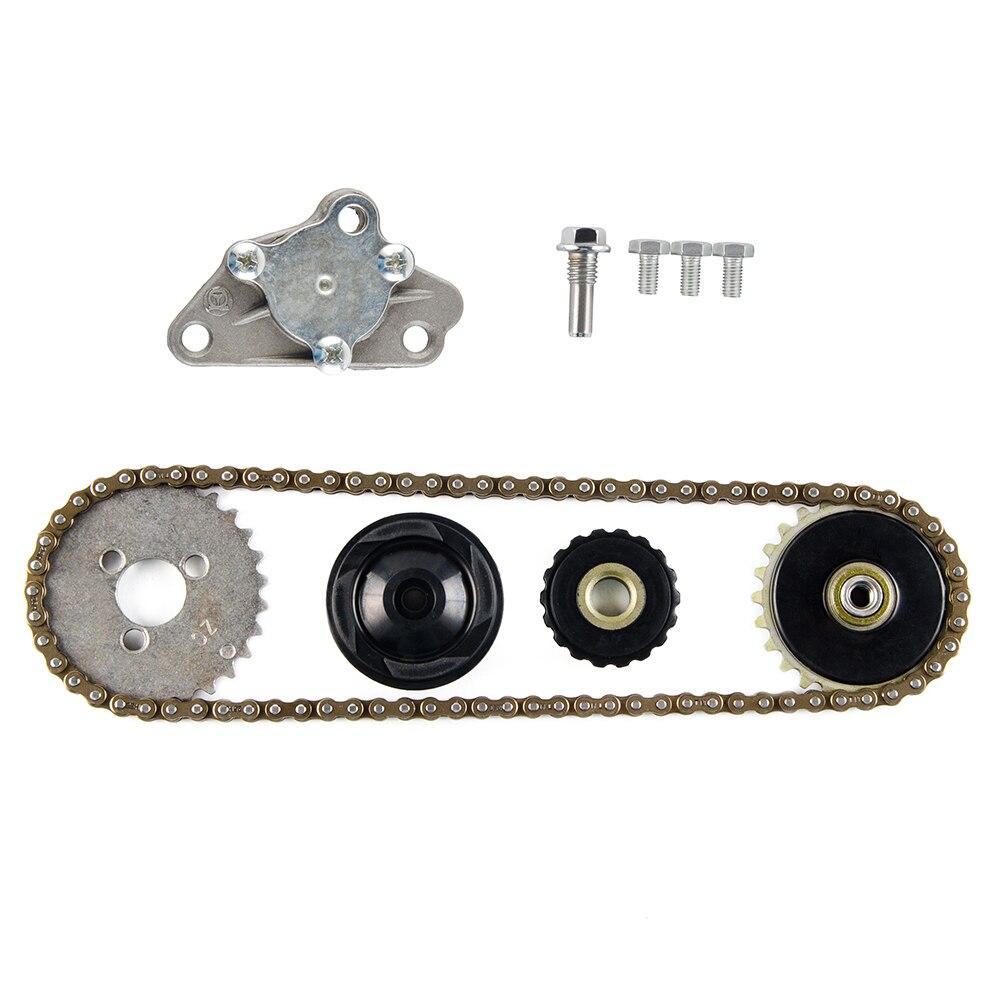 NICECNC Cam Roller Gear Chain Guide Set For Honda Z50 CRF50 C70 CT70 CL70 SL70 XL70 CRF70 S65 500CC-70CC