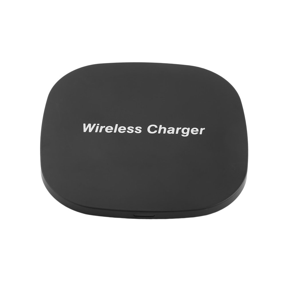 TS01 10W Fast Wireless Charger Portable Mobile Phone Charging Pad Qi Stand Chargers Compatible for iPhone X
