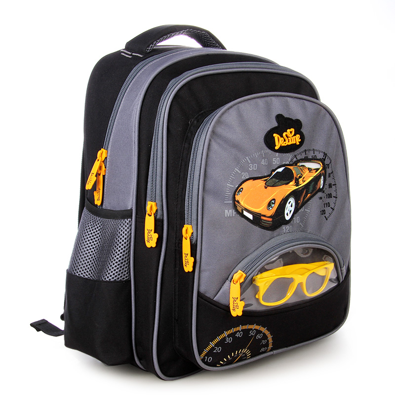 7f1a585f30 High quality COOL 3D children large capacity travel school bag kids  students creative free glasses backpack child stationery bag-in School Bags  from Luggage ...