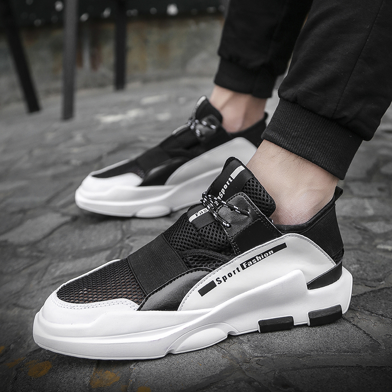 HTB10Mb5aYj1gK0jSZFOq6A7GpXab Male Sneakers Men Casual Shoes Walking Driving Office Outdoor Shoes Flat Comfortable Lightweight Breathable Shoes For Man Spring