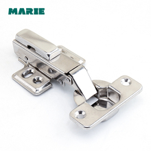 HH103-A Furniture Cabinet Doors Hinge Special Angle Thick Door Panels No Need Slotting Large Big Hinges