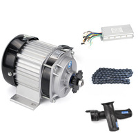 Bicicleta electrica 500W 48V Brushless DC Motor BM1418ZXF e bike bicycle Motorcycle hub motor brushless electric motor bike kit