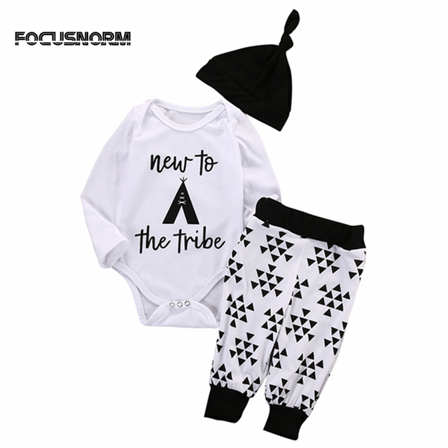 36180b93048a Christmas Cute Newborn Baby Clothing Cotton Long Sleeve Tops Romper ...
