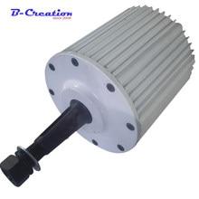 dfd5165c36c 2kw 48 96 110 220 v AC bajas revoluciones imán permanente generador de 220 V  para uso en el hogar