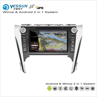 YESSUN For Toyota Aurion XV50 /Camry 2012~2014 Car Android Radio CD DVD Player GPS Navi Map Navigation Audio Video Stereo System