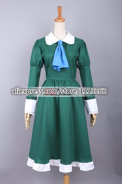 IB Mary and Garry Game Mary Cosplay Costume A custom Made Any Size