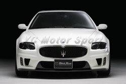 Akcesoria samochodowe z włókna szklanego FRP BBE styl przedni zderzak z LED nadające się do 2005 2007 M139 WA linia sportowa przedni zderzak|front bumper|car front bumperfiber bumper -
