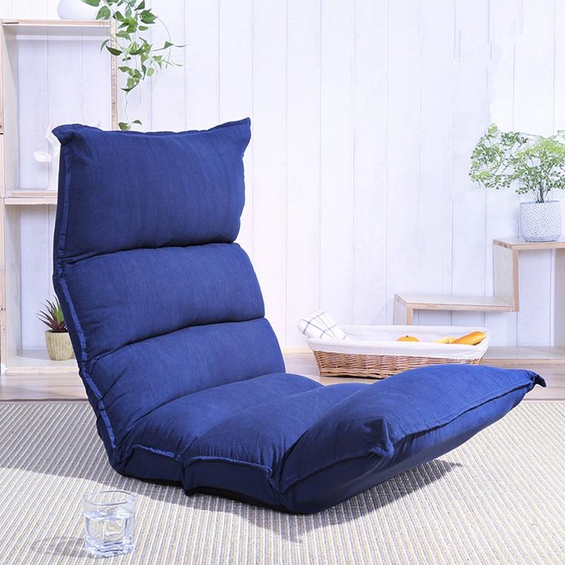 Sommeil Chaise De Sol Assise Salon Meubles Relax Japonais Canape 5 Positions Reglable Inclinable Longue Meridienne Dans
